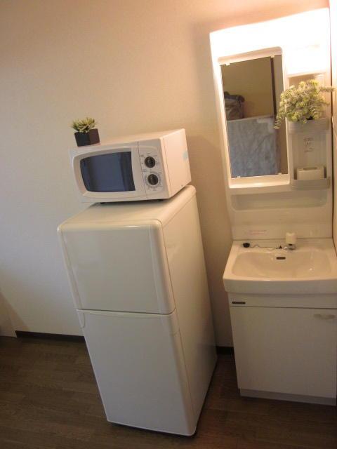 refrigerator micorowave